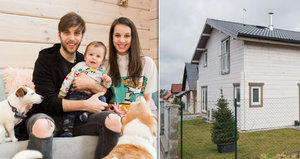 Hvězda Ulice Míša Tomešová s manželem: EKO dům za čtyři miliony