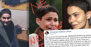 Další nechutný útok na Erbovou: 13. komnata Vladimíry z Mostu! Za temný deník už padlo trestní oznámení!
