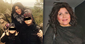 Ilona Csáková tají před svými syny, že je zpěvačka. Vědí, že chodím do práce…