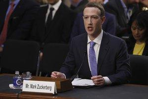 Šéf Facebooku chce tvrdší kontrolu obsahu webu. Zuckerberg k tomu vyzval vlády