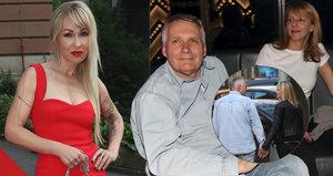 První slova Katky Hrachovcové po ztrátě manžela: Nechybí vulgarity!