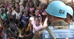 """""""Naprosto odporné."""" Příslušníci OSN měli znásilňovat děti"""