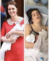 Vzkaz pro Kate: Takhle vypadáme my! Obyčejné ženy zveřejňují své poporodní fotky