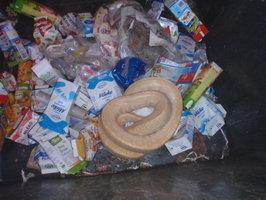 Tyran hodil zuboženou krajtu mezi odpadky! Had bojuje o život