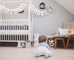 Bydlení slavných: Jak vypadá dětský pokojíček syna slavné blogerky?