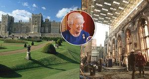 Svatba Harryho a Meghan: Zámek Windsor? Zranitelný »nedobytný« hrad!