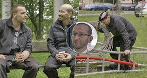 Generální ředitel z reality show Utajený šéf: Ošéfoval i zásnuby!