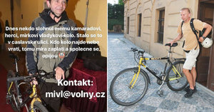 Herce Miroslava Vladyku v noci okradli! Zlodějům nabízí neuvěřitelnou odměnu