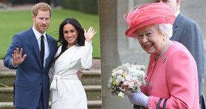Svatební šaty pro Meghan za 3 miliony: Musí to schválit královna!