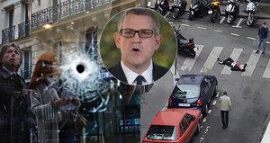 Evropa znovu čelí hrozbě teroru, varuje šéf britské kontrarozvědky po útoku v Paříži