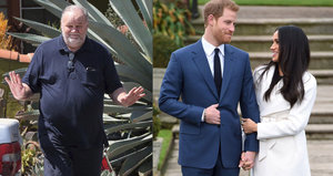 Infarkt zostuzeného otce Meghan: Princ Harry z toho viní sebe! Nevěsta je na zhroucení