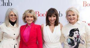 Sex ve městě po 30 letech? Jděte na nový film s Diane Keaton a Jane Fonda!