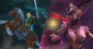 Sekání nepřátel po desítkách v boji s tisícinásobnou přesilou! Recenze Hyrule Warriors: Definitive Edition
