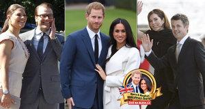 Herečka Meghan? Do královské rodiny se přivdala hosteska i dcera taxikáře