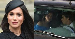 Meghan Markle prováděla v autě orální sex. Princi Harry, nedívej se!