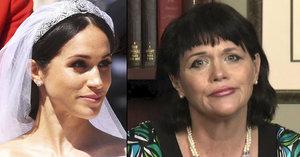 Meghan, jsi prolhaná narcistka, pustila se do vévodkyně nevlastní sestra!