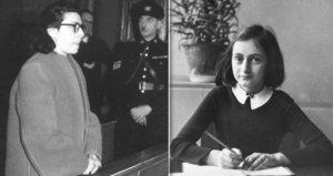 Annu Frankovou zradila židovská kolaborantka, je přesvědčený syn odbojáře