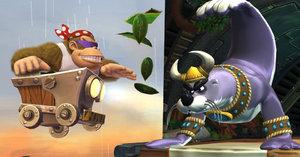 Opičák a jeho touha po banánech. Recenze Donkey Kong Country: Tropical Freeze