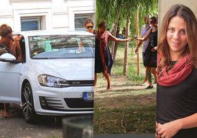 Má Aneta Langerová novou přítelkyni? U auta s kopií její ex Olgy Špátové!