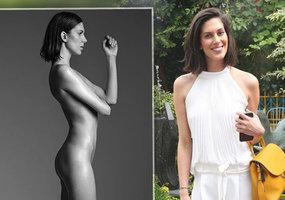 Miss Aneta Vignerová šla donaha! Srovnávají ji s Beckhamovou