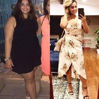 Díky jednoduchému cvičení zhubla o 36 kilogramů! Jaké to bylo?