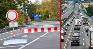 Prázdninové peklo na silnicích: Tyhle úseky vás připraví o nervy, jsou plné uzavírek