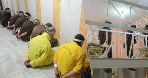 Premiér poslal na smrt 12 teroristů, soud s nimi trval v Iráku sotva 10 minut