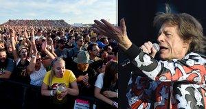 """Extáze v Letňanech! """"Stouni"""" odzbrojili desetitisíce fanoušků, spojili generace"""