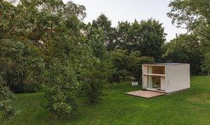 Loft pro moderní nomády. Postavíte ho za 4 hodiny!