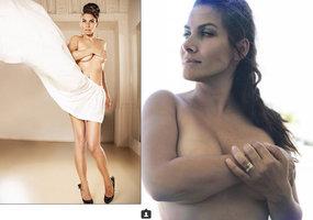 Eva Decastelo nahoře bez: Ukázala, jak vypadá 10 kilo navíc!