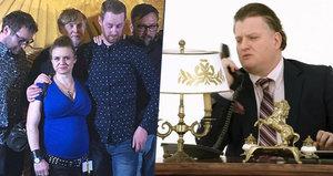 Tlustý bankéř z reklamy Jeřábek: Oplodnil sekretářku Tondy Blaníka (46)!