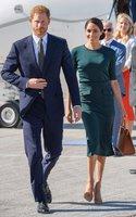 5 outfitů za 48 hodin: Meghan začala plnit královské povinnosti