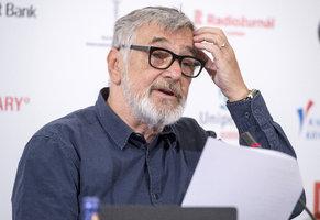 Jiří Bartoška (72) po rakovině opět v Motole: Náhlá hospitalizace!