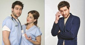 Sexy doktor z Modrého kódu Němec: Tajně se oženil! Svatbu odkládal roky