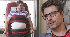 Michal Jančařík po odebrání druhé ledviny: Za rehabilitace platí 20 000 Kč měsíčně