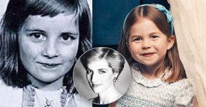 Odkaz zesnulé princezny Diany (†36): Její vnučka Charlotte jako by jí z oka vypadla!