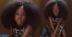 Nová nejkrásnější holčička světa? Čokoládový anděl okouzlil svět!