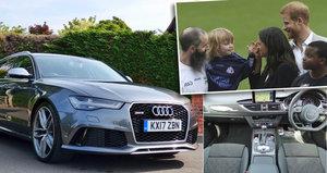 Princ Harry prodává svůj bourák za 2 miliony! Vymění ho za rodinný model?
