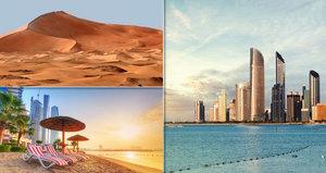 Abú Zabí: Zářivá perla pouště
