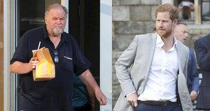 Věčně ublížený otec Meghan ukázal pravou tvář: Takhle jednal s Harrym!