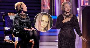 Vojta Drahokoupil jako Adele v Tváři zvítězil: Vypadáš jako Prachařová, utahují si z něj diváci!