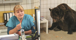 Hvězda seriálu Krejzovi Tomicová: Krotila nadrženého medvěda!