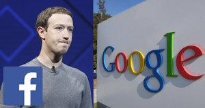 Obavy mají i Češi. Giganti Facebook a Google jsou mocnější než EU, ukázal průzkum