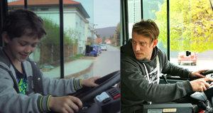 Nový seriál TV Prima Tátové na tahu: Benoni zachraňoval autobus s dětmi!