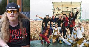 Zpěvák kapely Walda Gang Šafránek (†46) zemřel! Po letech trápení si pro něj přišla smrt