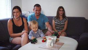 Smutek v Malých láskách: Maminku Lenku zdrtila náhlá smrt blízké osoby