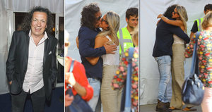 Richard Genzer má novou lásku? Vášnivá líbačka s blondýnkou přímo na ulici!
