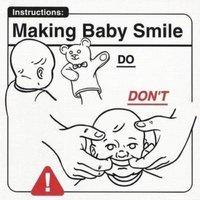 28 tipů, jak se o vážně nestarat o miminko!