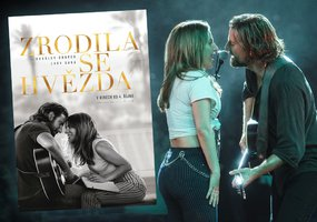 Zrodila se hvězda: Lady Gaga v romantickém filmu roku rozhodla o dalších Oscarech