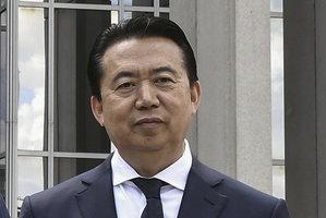 Šéf Interpolu je nezvěstný. Odjel do Číny, rodina o něm už neslyšela
